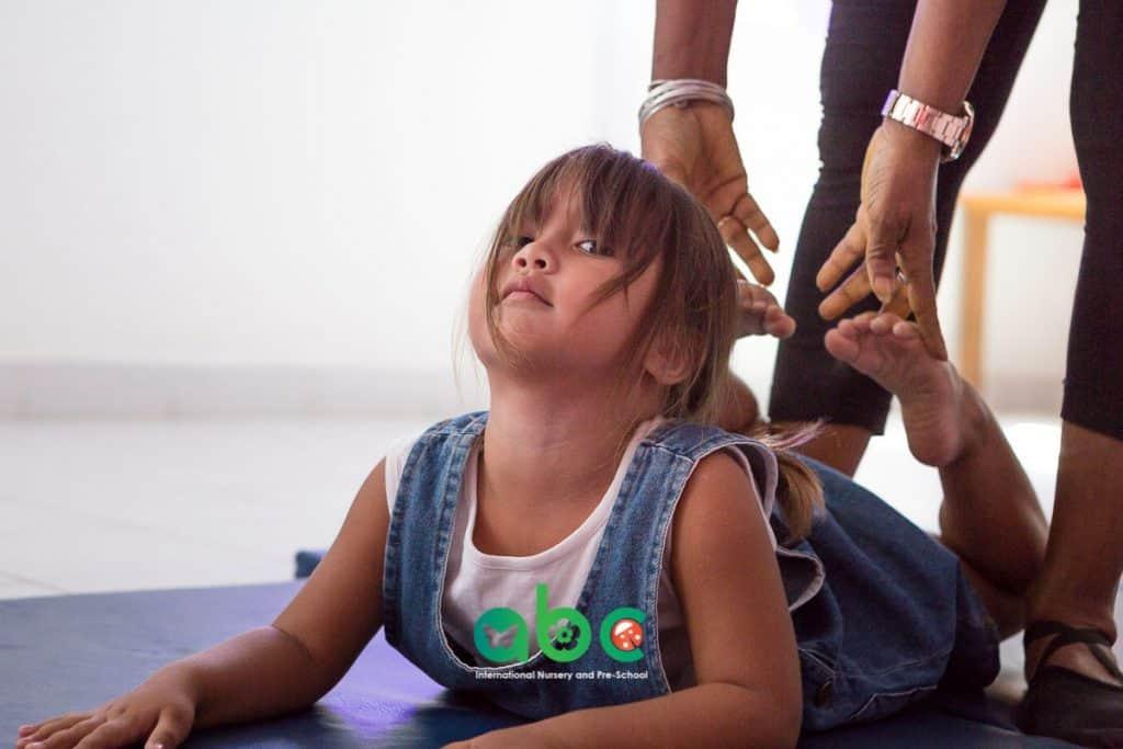 ABC Nursery, Kindergarten & Pre-School - Dance