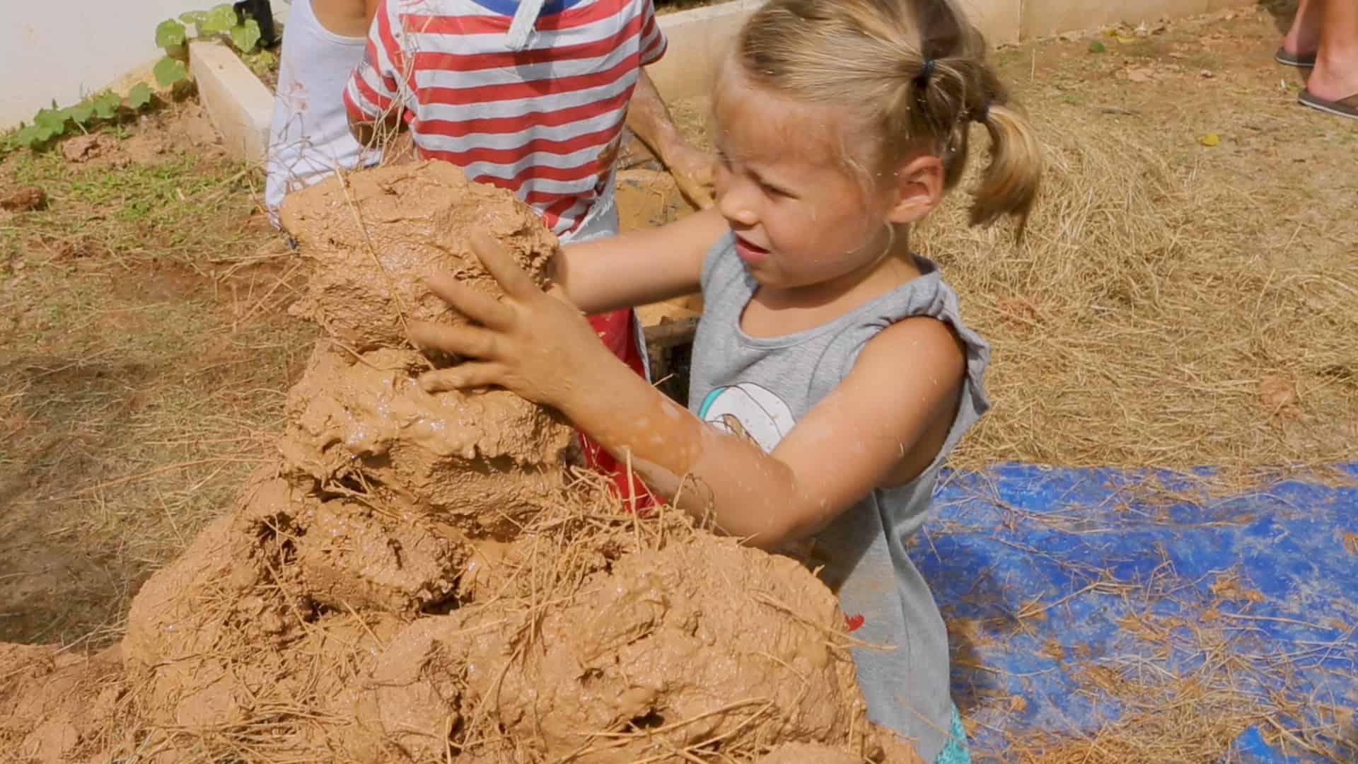 ABC Nursery & Pre-School - Clay Cob Oven